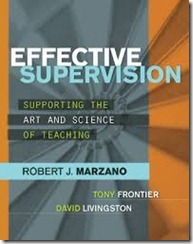 EFFECTIVE SUPERVISORY PROGRAM