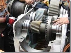 Industrial Gearbox Repair
